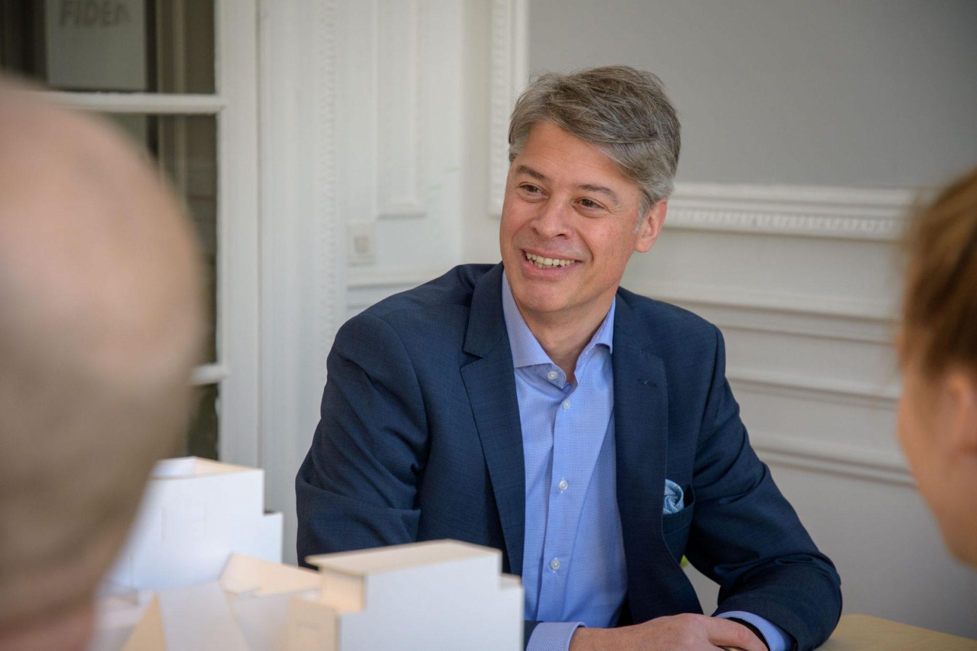 Ron De Meyer zaakvoerder van Inhouse Vastgoed
